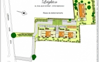 Plan de masse Lord Leighton - Mérignac (33)